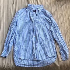 Vineyard Vines Whale Button Down Collared Shirt